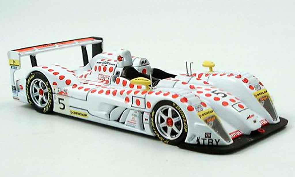 Dome S101 2005 1/43 Spark H Mugen No.5 24h Le Mans miniature