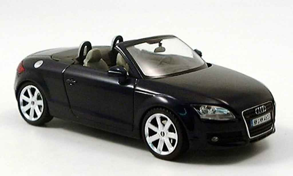 audi tt roadster blau 2006 schuco modellauto 1 43 kaufen. Black Bedroom Furniture Sets. Home Design Ideas