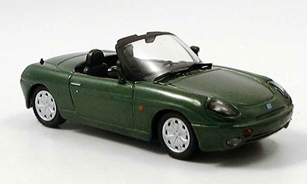 Fiat Barchetta 1/43 Starline grun miniature