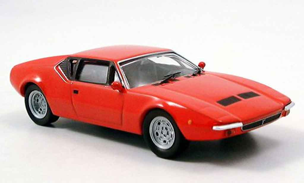 de tomaso pantera gts rot mcw modellauto 1 43 kaufen verkauf modellauto online. Black Bedroom Furniture Sets. Home Design Ideas