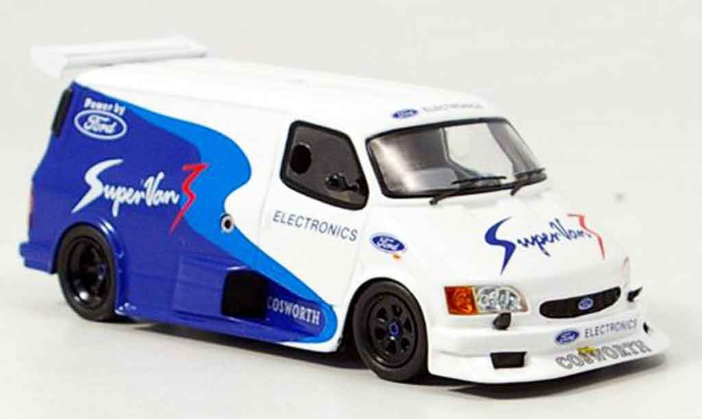 Ford Transit 1/43 Spark Supervan 3 Racing 1995 miniature