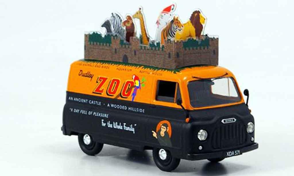 Morris J2 1/43 Vanguards Van Dudley Zoo miniature
