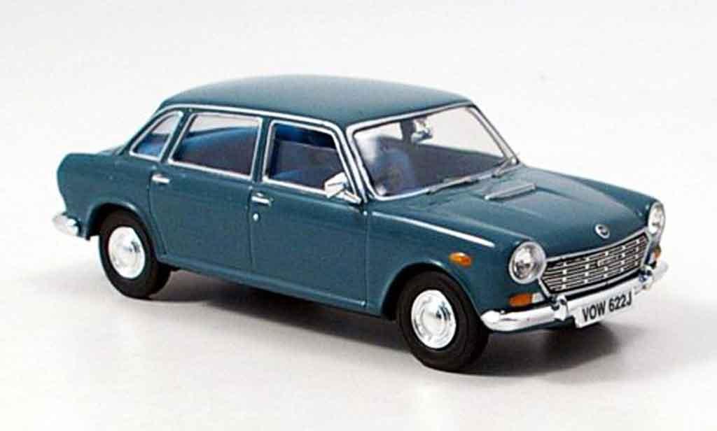 Austin 1800 1/43 Vanguards bleu miniature