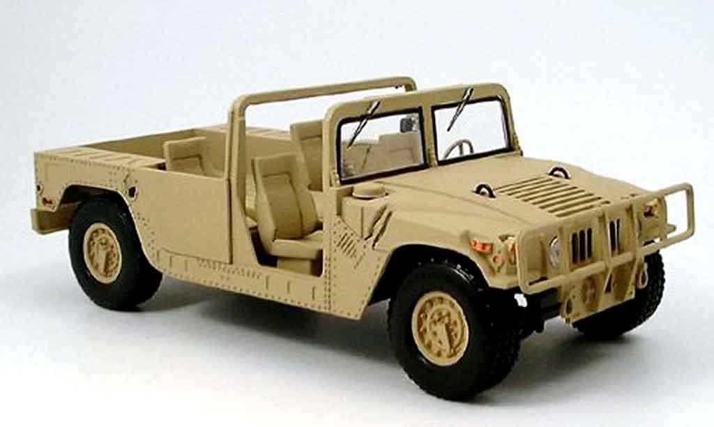 hummer humvee beige motormax modellauto 1 18 kaufen verkauf modellauto online. Black Bedroom Furniture Sets. Home Design Ideas