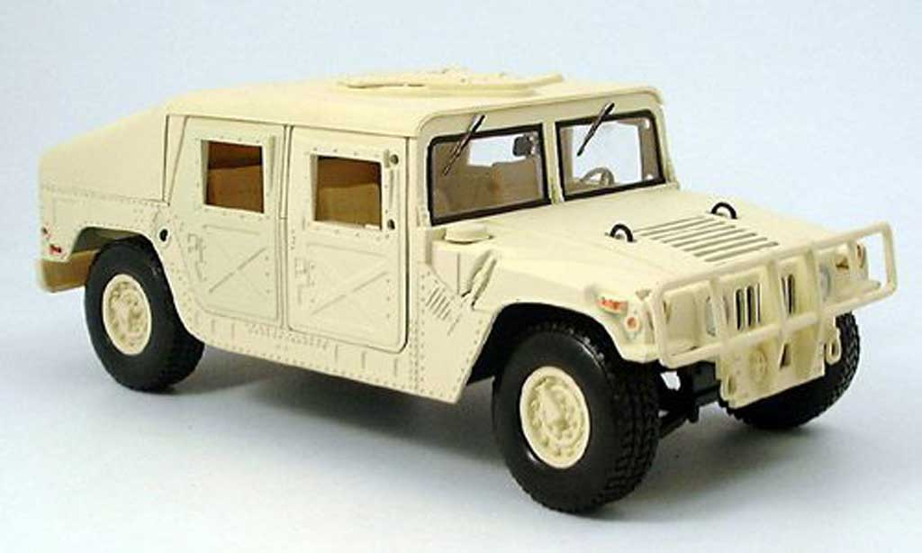 hummer humvee beige motormax modellauto 1 18 kaufen verkauf modellauto online. Black Bedroom Furniture Sets. Home Design Ideas