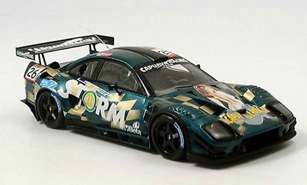 Lister Storm 2006 1/43 Spark No.26 Interlagos miniature