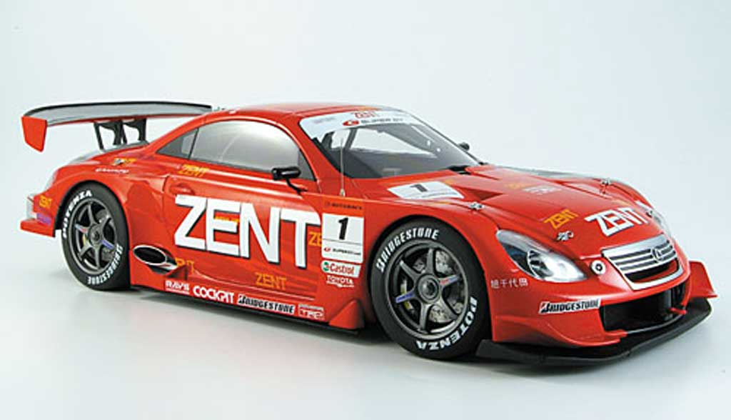 lexus sc 430 no 1 zent cerumo super gt 2006 autoart modellauto 1 18 kaufen verkauf modellauto. Black Bedroom Furniture Sets. Home Design Ideas