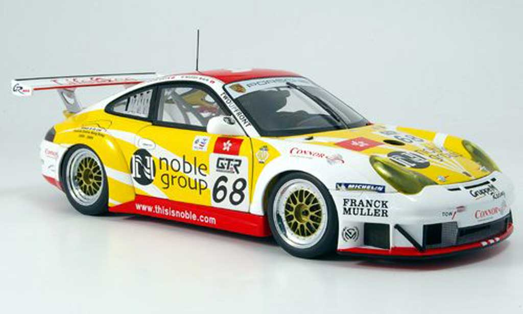 Porsche 996 GT3 RSR 1/18 Autoart no.68 fia gt 2005 diecast model cars