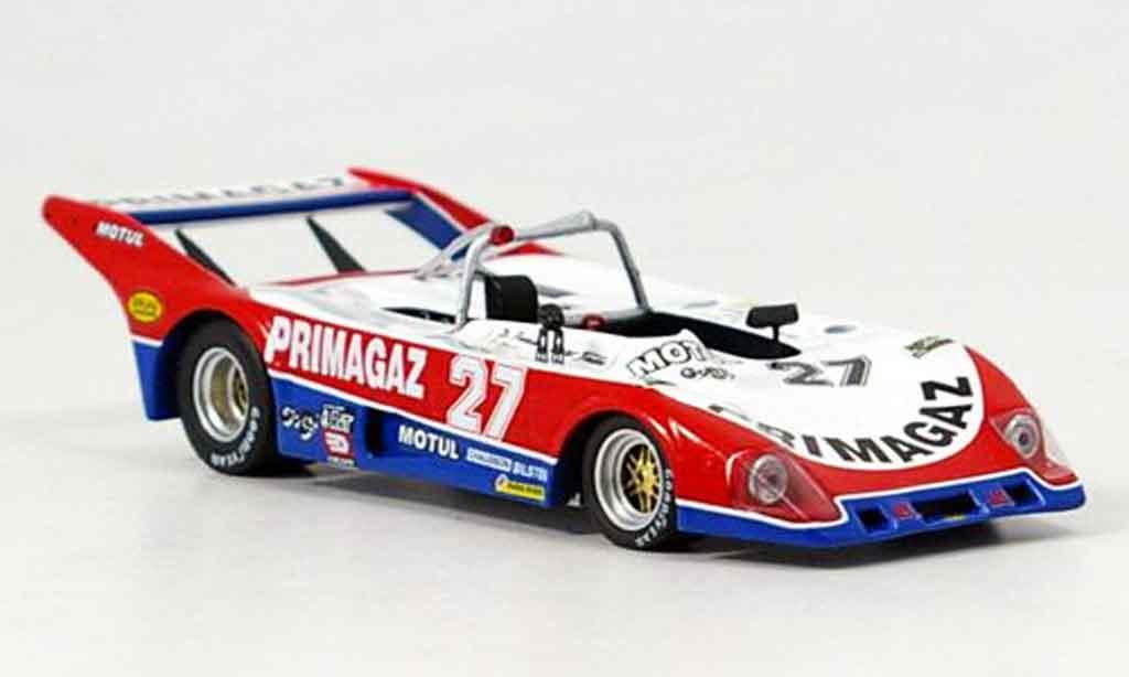 Lola T298 1/43 Bizarre No.27 Primagaz Le Mans 1980 miniature