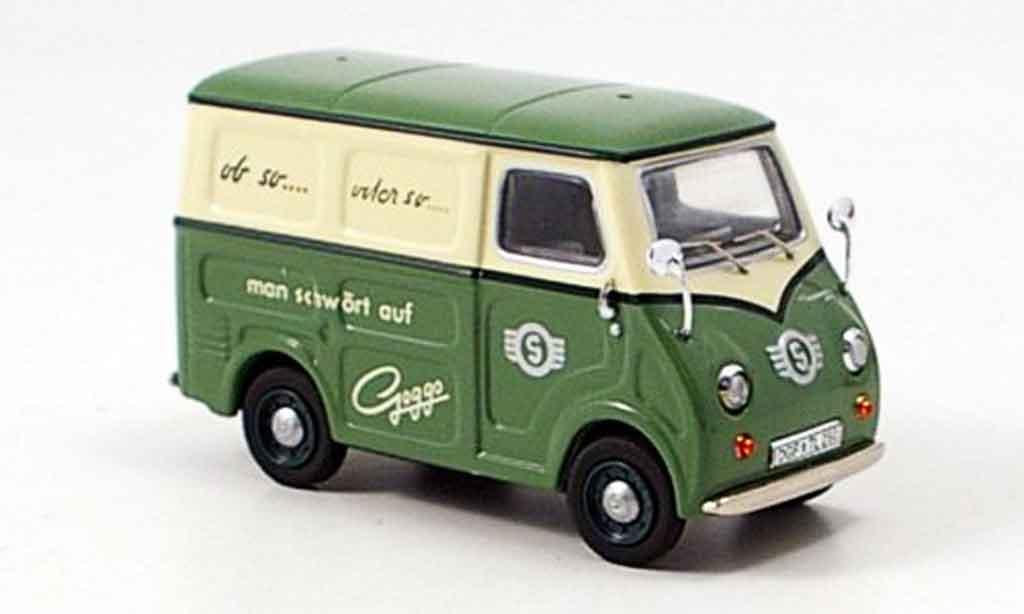 Goggomobil TL 1/43 Premium Cls 250 Kasten Goggomobil miniature