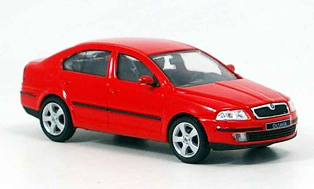 skoda octavia red abrex diecast model car 1 43 buy sell. Black Bedroom Furniture Sets. Home Design Ideas