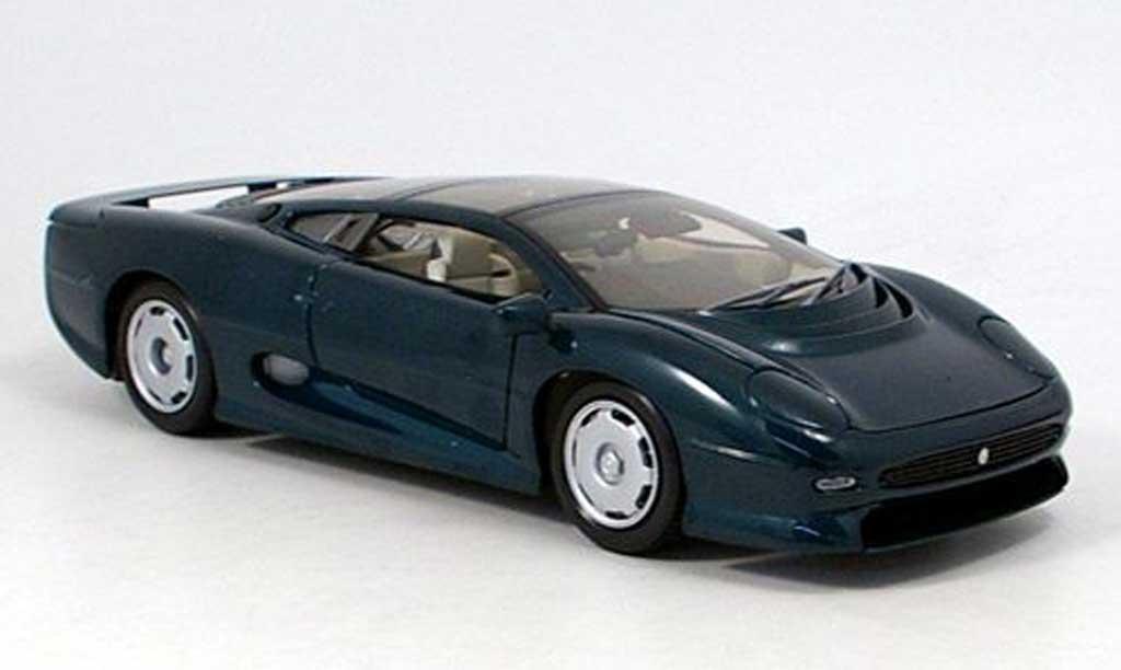 Jaguar XJ 220 1/18 Maisto grun miniature