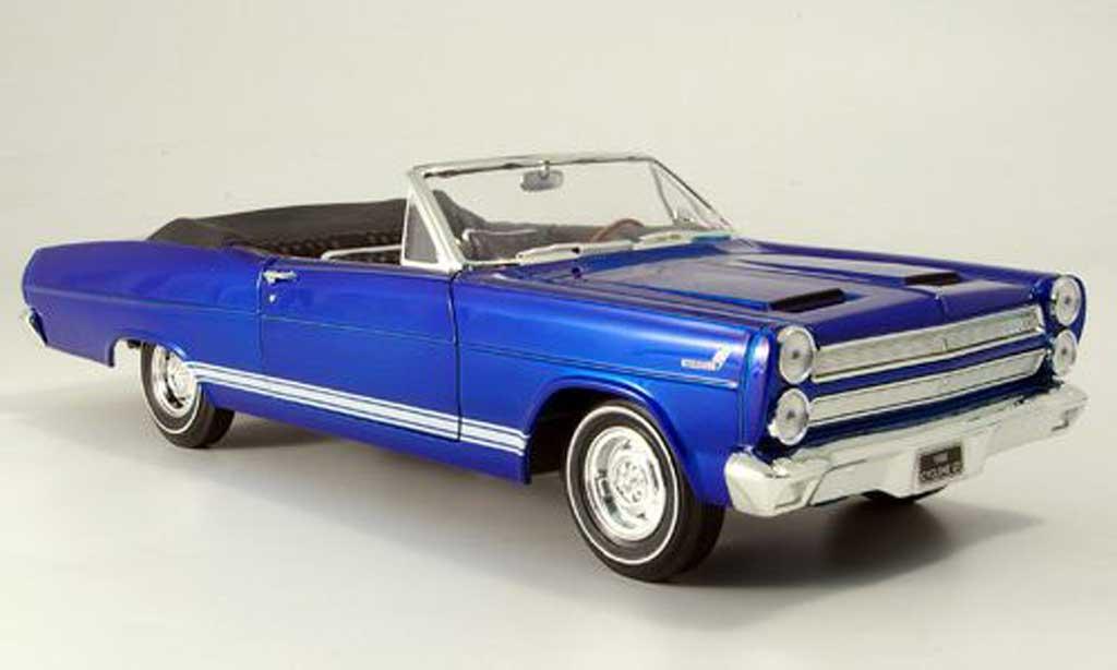 Mercury Cyclone 1/18 Yat Ming gt bleu 1966 miniature