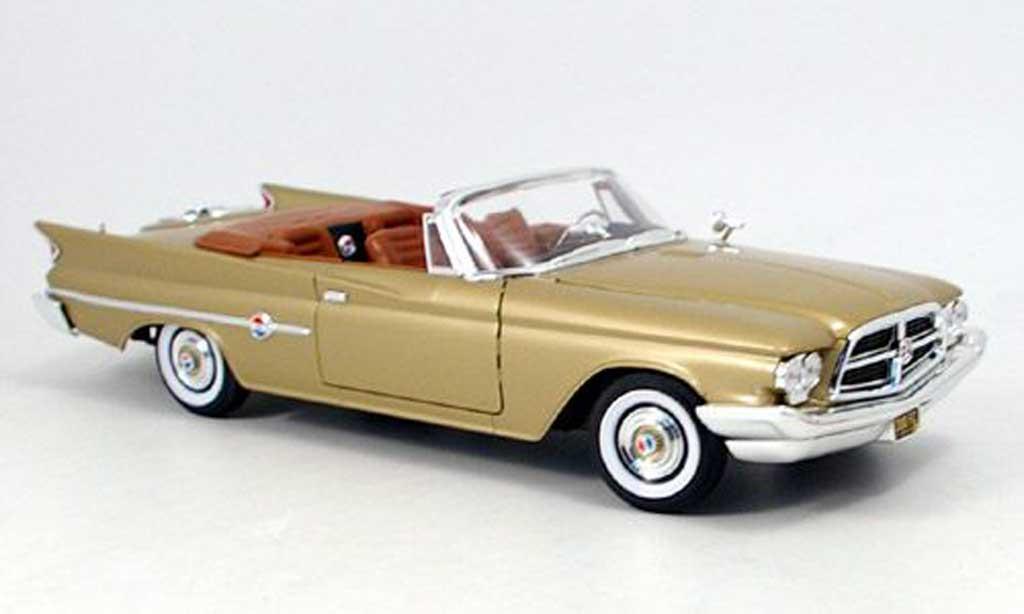 Chrysler 300F 1/18 Yat Ming convertible or 1960 miniature