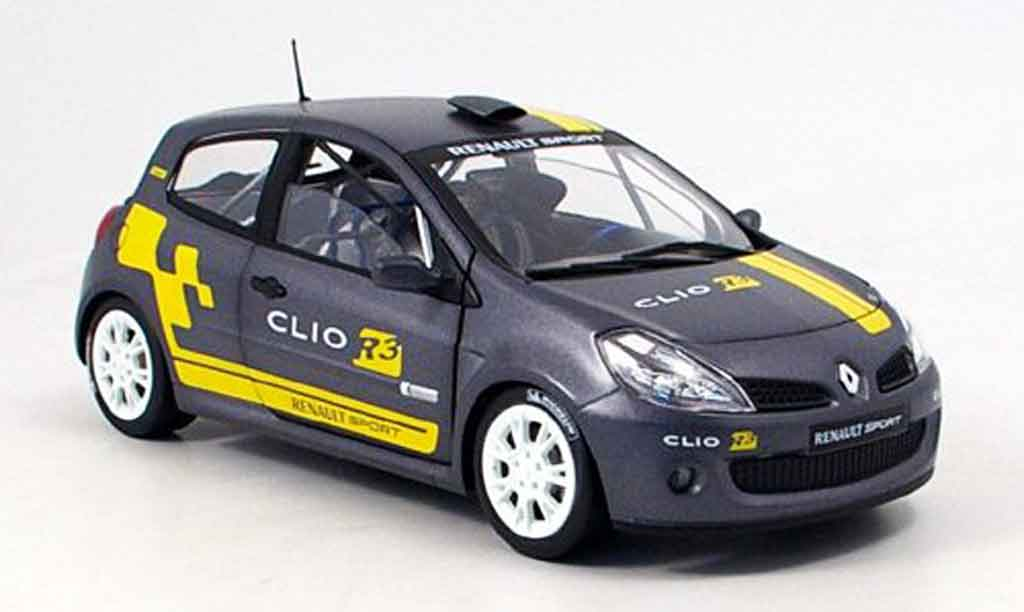 renault clio 3 rs sport cup 2006 solido diecast model car 1 18 buy sell diecast car on. Black Bedroom Furniture Sets. Home Design Ideas