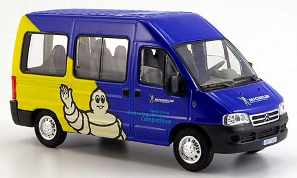 Citroen Jumper 1/43 Solido Bus Michelin miniature