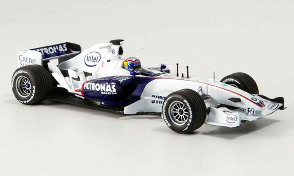 Bmw F1 2009 1/43 Minichamps Sauber F 1 Team F1 Comeback A.Zanardi miniature