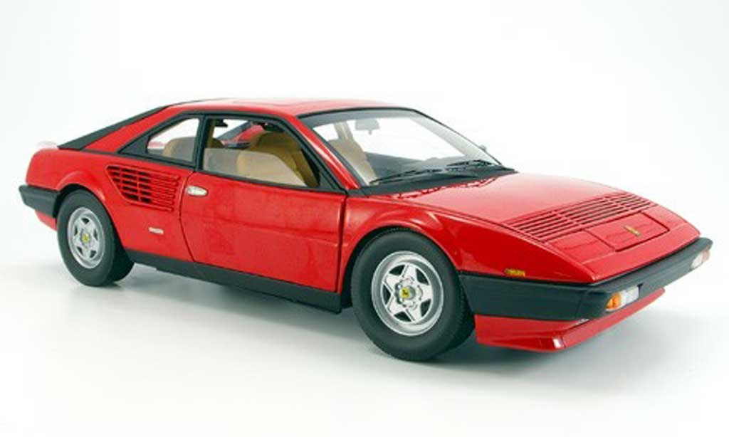 Ferrari Mondial 1/18 Hot Wheels Elite 8 60th serie super-elite miniature