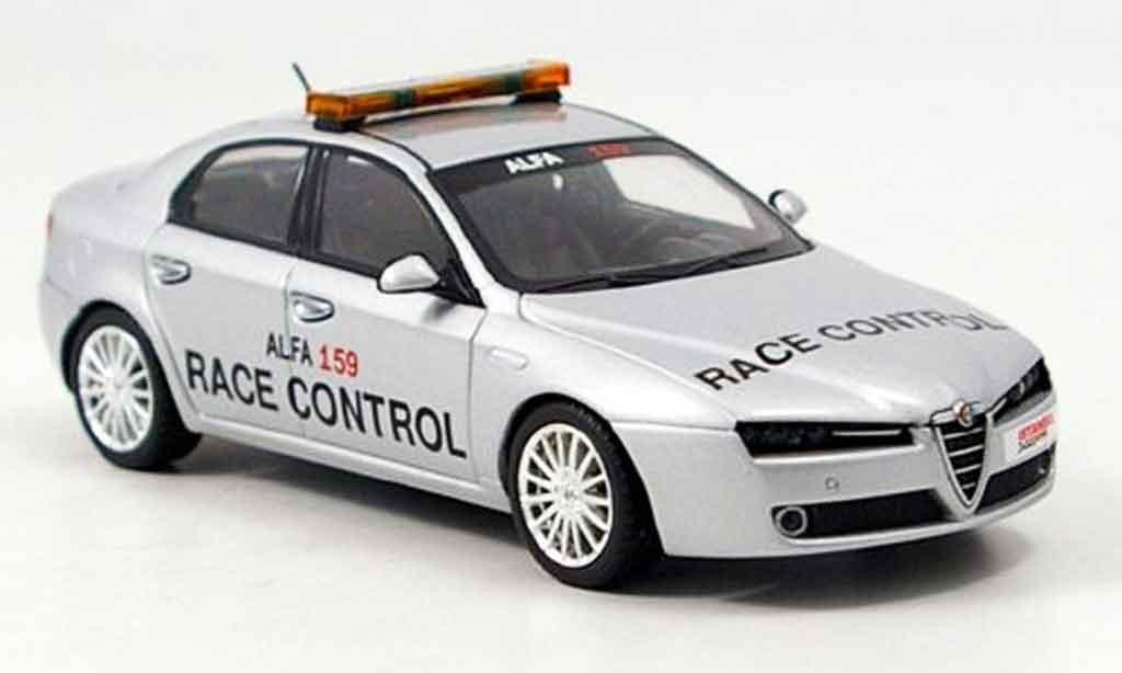 Alfa Romeo 159 1/43 Minichamps race control 2006 miniature