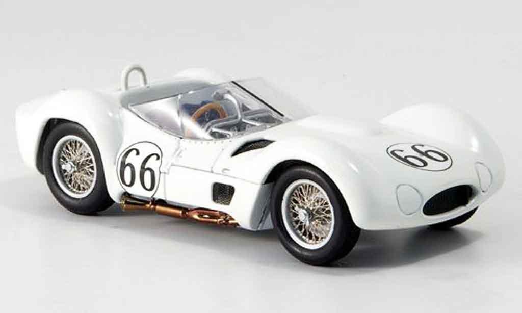 Maserati Tipo 1/43 Minichamps 61 birdcage j.hall nassau trophy 1960 miniature