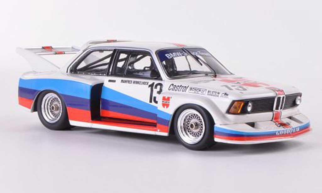 Bmw 320 E21 1/43 Minichamps i (E21) Gr.5 No.13 BMW Junior Team - Wurth M.Winkelhock DRM 1977 diecast
