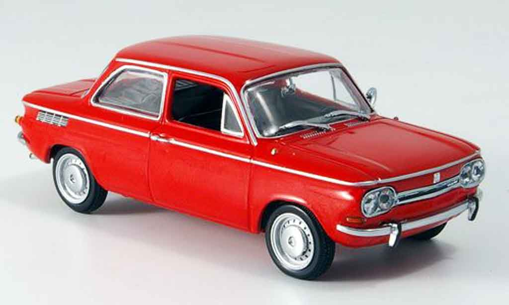 nsu tt rot 1967 minichamps modellauto 1 43 kaufen. Black Bedroom Furniture Sets. Home Design Ideas