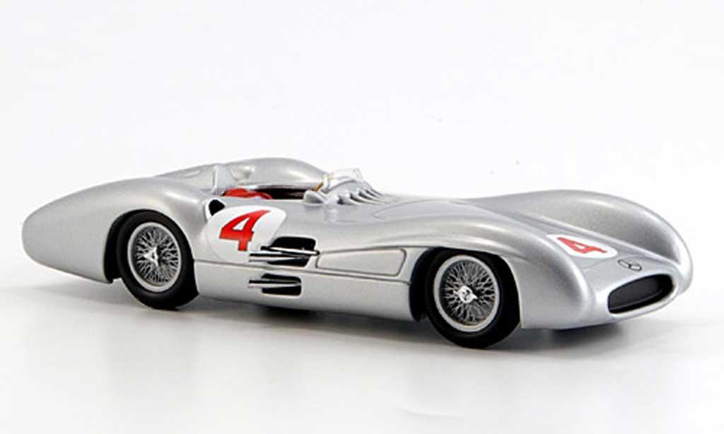 Mercedes W 196 1/43 Minichamps Kling No.4 Sieger GP Berlin 1954 miniature