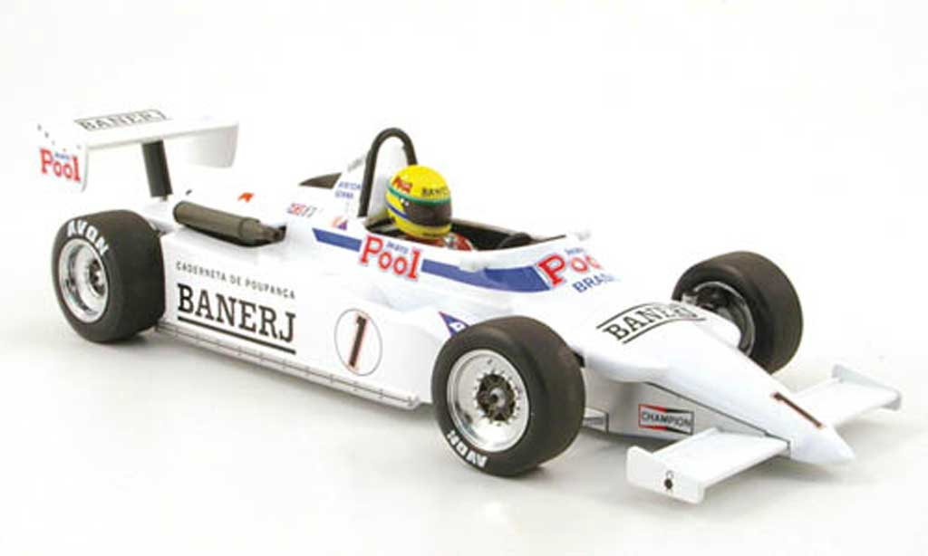 Toyota F1 1/18 Minichamps ralt rt3 no.1 banerj britscher formel 3 champion 1983 miniature