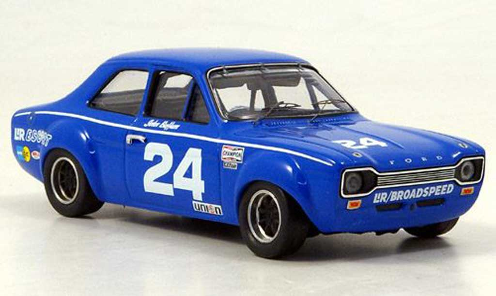 Ford Escort 1/43 Trofeu Fitzpatrick Daytona 1972 diecast model cars