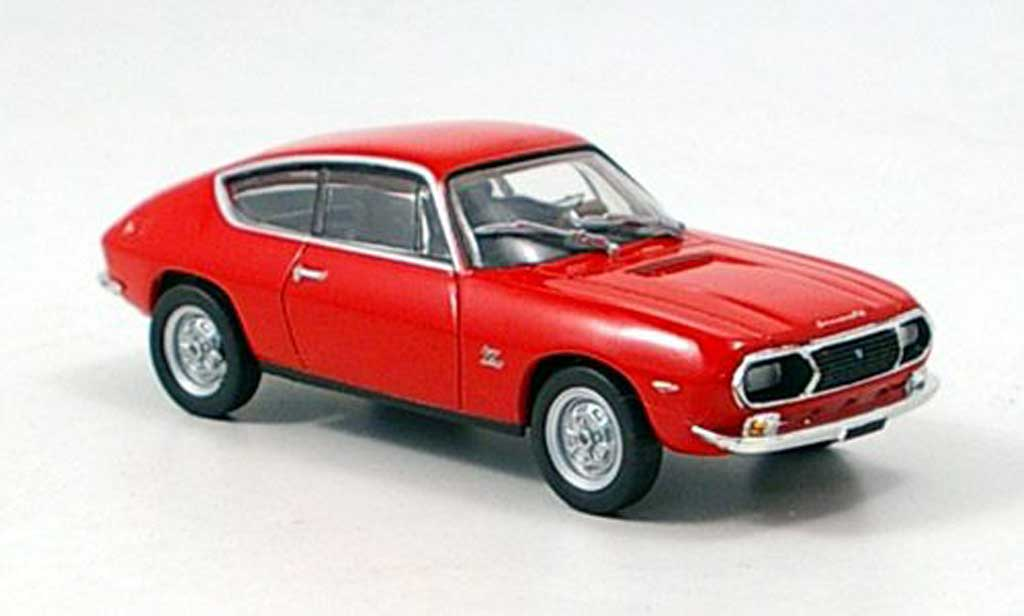 Lancia Fulvia 1969 1/43 Starline Sport red diecast model cars