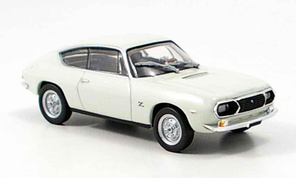 Lancia Fulvia 1968 1/43 Starline sportblanche 1968 miniature