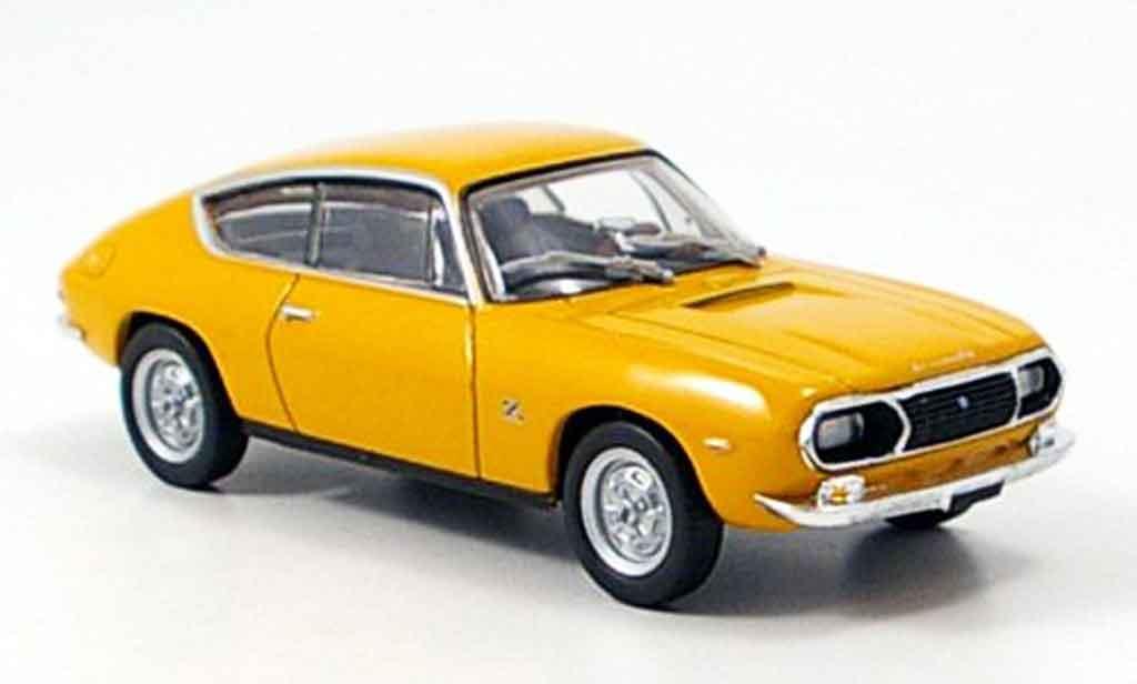 Lancia Fulvia 1968 1/43 Starline sport jaune miniature