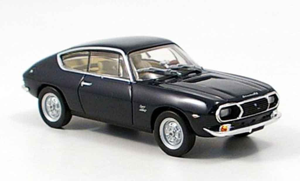 Lancia Fulvia 1968 1/43 Starline sport bleu miniature