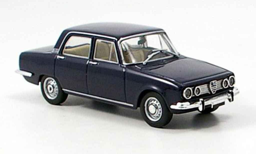 alfa romeo 1750 gtv blau 1968 starline modellauto 1 43 kaufen verkauf modellauto online. Black Bedroom Furniture Sets. Home Design Ideas