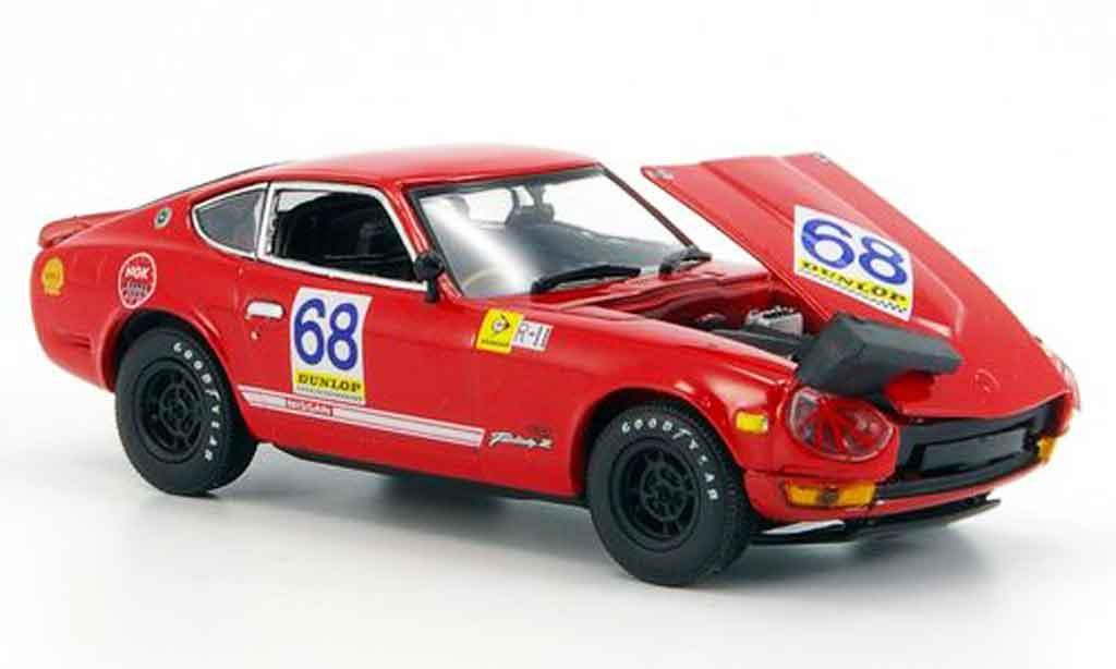 Nissan Fairlady Z Z432 1/43 Kyosho No.19 300km Suzuka 1970 miniature