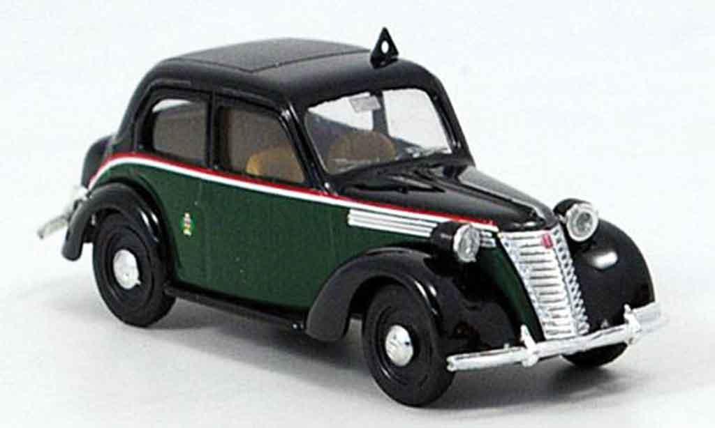 Fiat 1100 1949 1/43 Brumm E Taxi Mailand diecast model cars