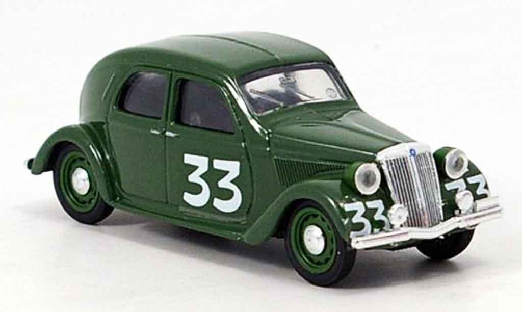 Lancia Aprilia 1/43 Brumm no.33 mille miglia 1947 miniature