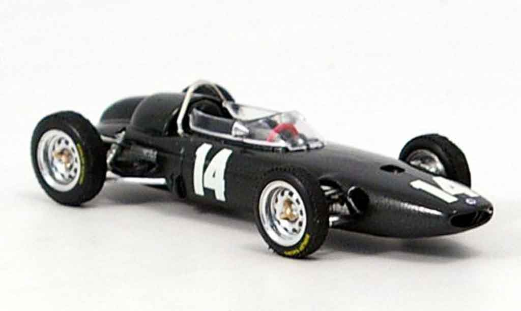 Brm P57 1/43 Brumm No.14 G.Hill GP Italien 1962
