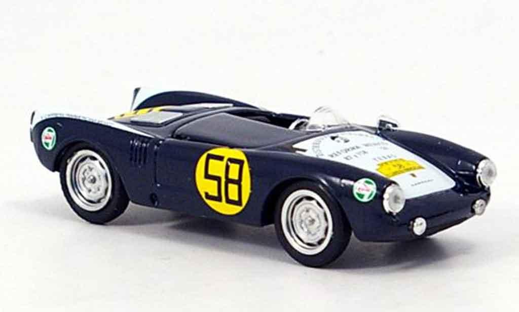 Porsche 550 1954 1/43 Brumm Spyder No.58 Carrera Mexico miniature