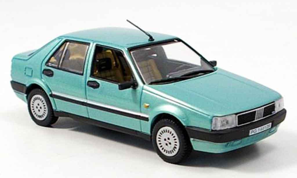 Fiat Croma 1/43 Norev grise metalliseegrun 1985 miniature