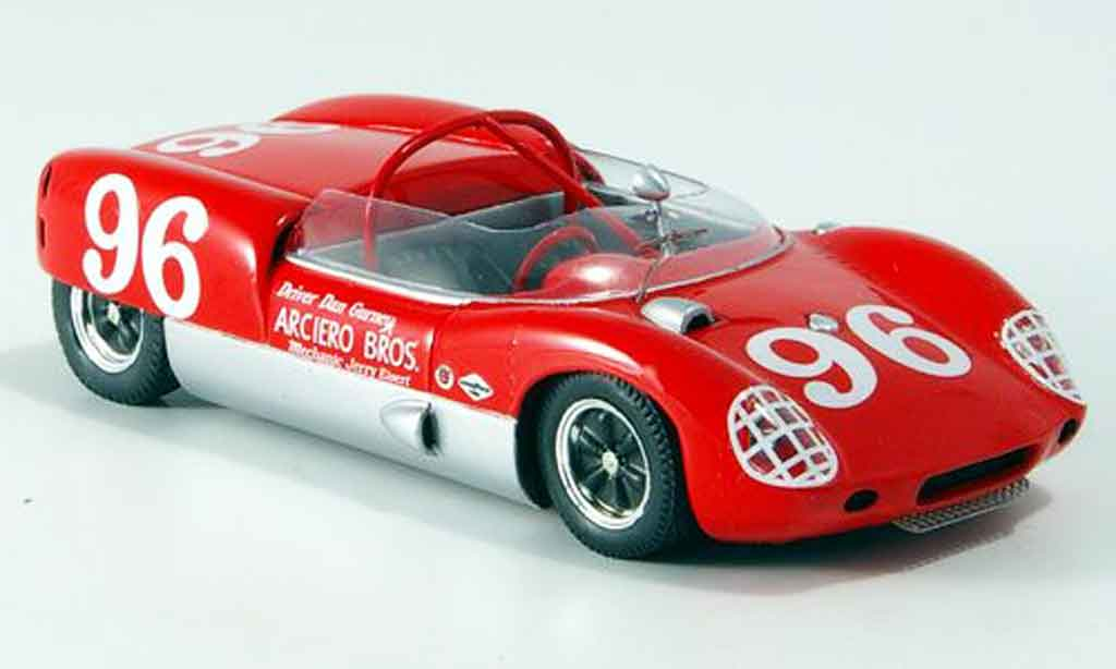 Lotus 19 1/43 Spark no.96 sieger daytona 62 miniature