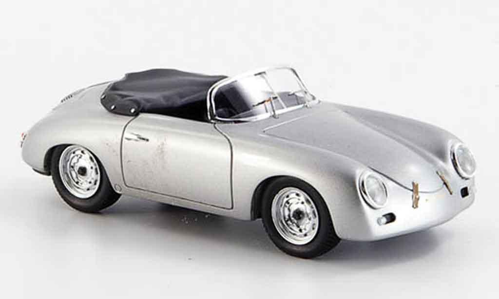 Porsche 356 1956 1/43 Spark A Speedster Carrera