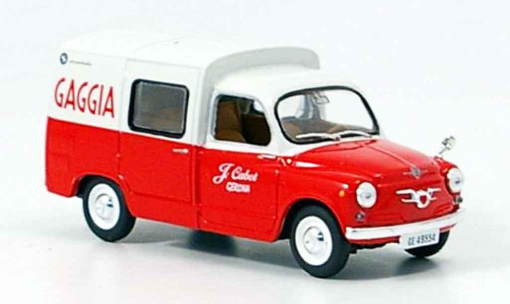 Seat Formichetta 1/43 Solido lieferwagen gaggia miniature
