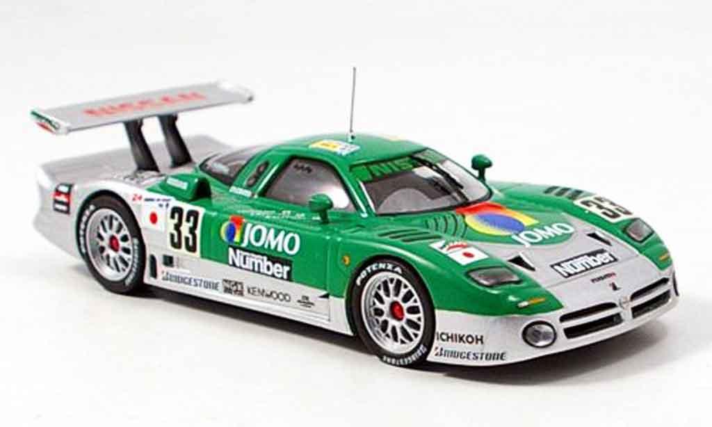 Nissan R390 1/43 IXO GT1 Jomo No.33 Le Mans 1998 miniature