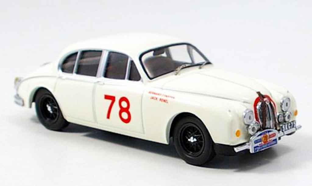 Jaguar MK 2 1/43 IXO no.78 sieger tour de france 1960 miniatura