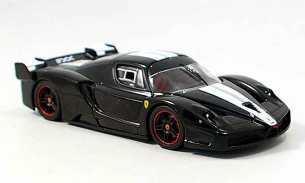 Ferrari Enzo FXX 1/43 IXO fiorano test version noire 2005 miniature