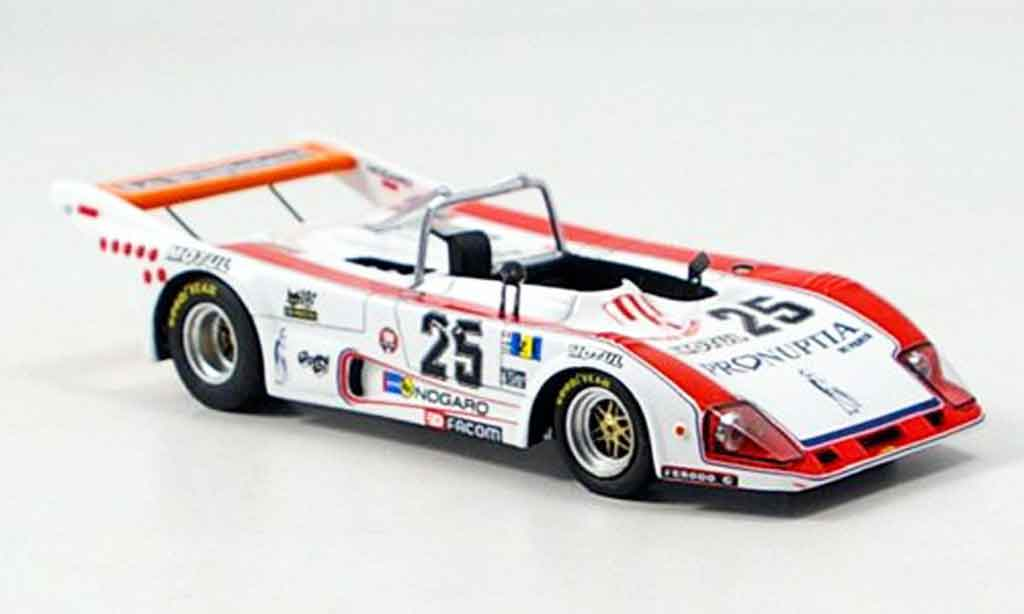 Lola T396 1/43 Bizarre No.25 Le Mans 1978 miniature