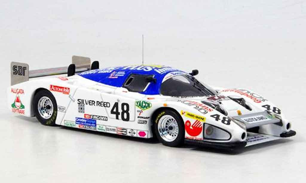 Lola T610 1/43 Bizarre No.48 Le Mans 1984 miniature