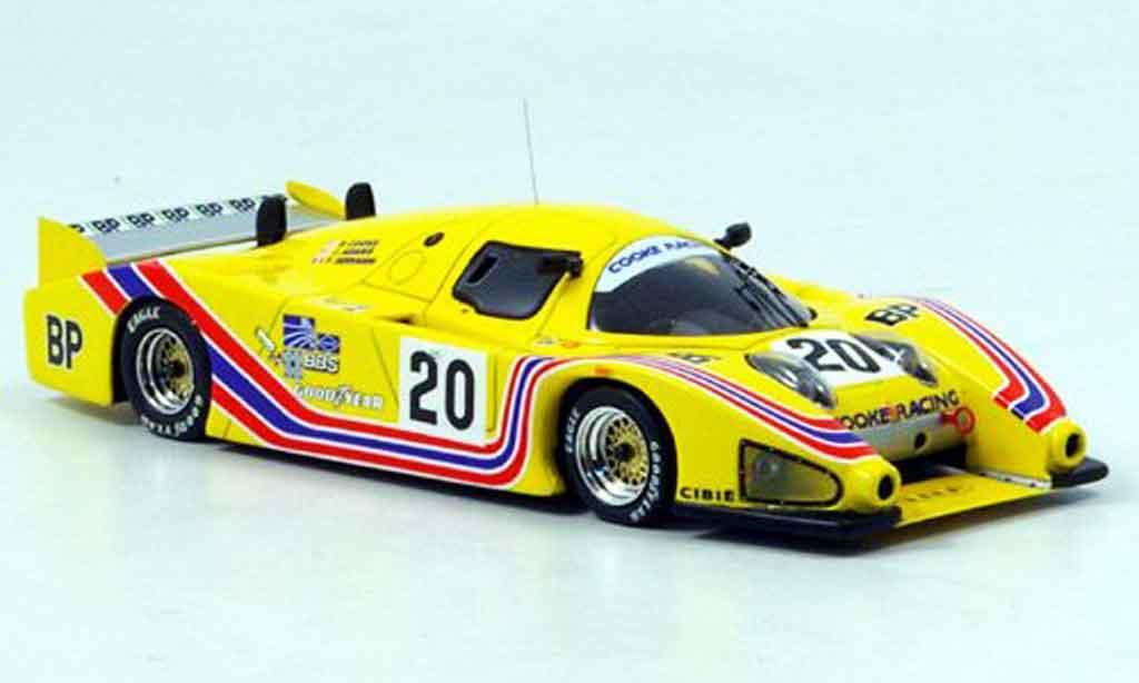 Lola T610 1/43 Bizarre No.20 Le Mans 1983 miniature