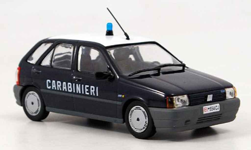 Fiat Tipo 1/43 Edison 1.1 Carabinieri miniature